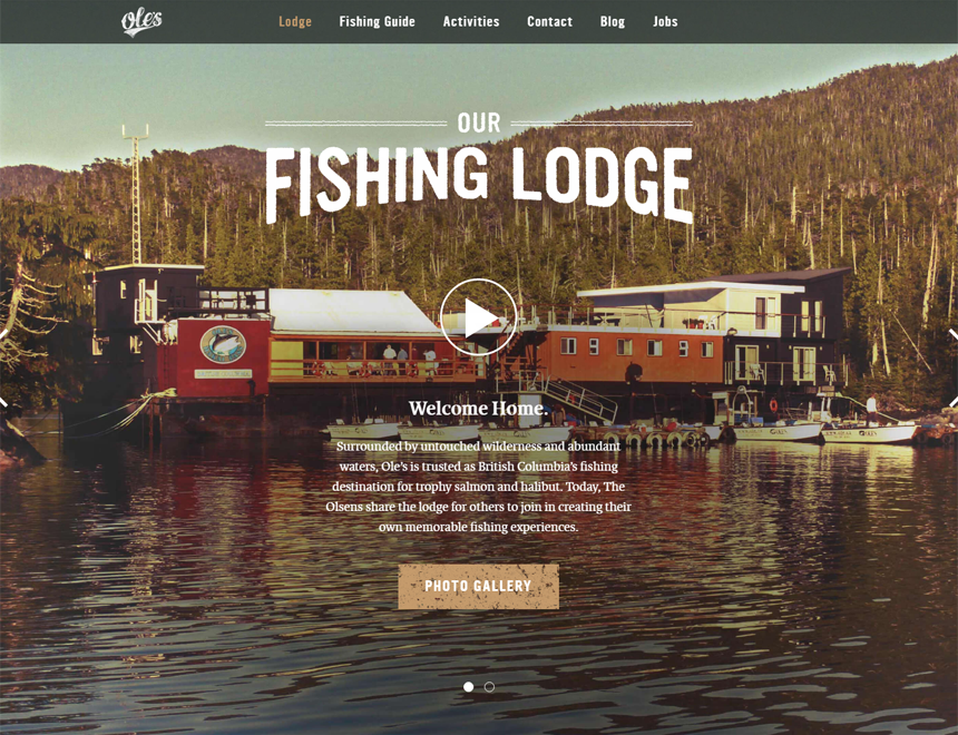 oles fishing lodge